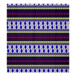 Colorful Retro Geometric Pattern Shower Curtain 66  x 72  (Large)  58.75 x64.8 Curtain