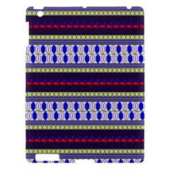 Colorful Retro Geometric Pattern Apple Ipad 3/4 Hardshell Case