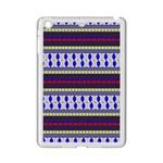 Colorful Retro Geometric Pattern iPad Mini 2 Enamel Coated Cases Front