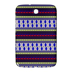 Colorful Retro Geometric Pattern Samsung Galaxy Note 8 0 N5100 Hardshell Case