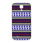 Colorful Retro Geometric Pattern Samsung Galaxy S4 I9500/I9505  Hardshell Back Case Front