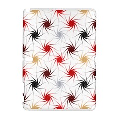 Pearly Pattern Samsung Galaxy Note 10.1 (P600) Hardshell Case by Zeze