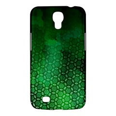 Ombre Green Abstract Forest Samsung Galaxy Mega 6 3  I9200 Hardshell Case by DanaeStudio