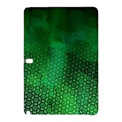 Ombre Green Abstract Forest Samsung Galaxy Tab Pro 10 1 Hardshell Case