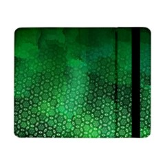 Ombre Green Abstract Forest Samsung Galaxy Tab Pro 8 4  Flip Case