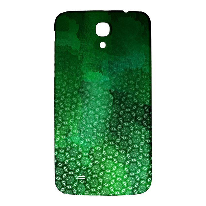 Ombre Green Abstract Forest Samsung Galaxy Mega I9200 Hardshell Back Case