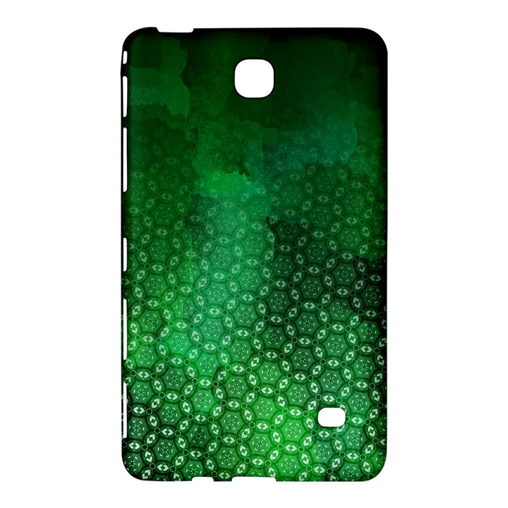 Ombre Green Abstract Forest Samsung Galaxy Tab 4 (8 ) Hardshell Case