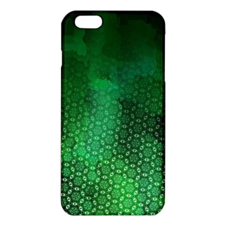 Ombre Green Abstract Forest iPhone 6 Plus/6S Plus TPU Case