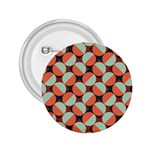 Modernist Geometric Tiles 2.25  Buttons