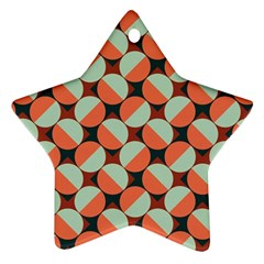Modernist Geometric Tiles Ornament (star)