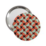 Modernist Geometric Tiles 2.25  Handbag Mirrors