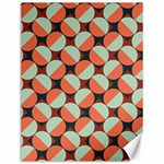Modernist Geometric Tiles Canvas 12  x 16   16 x12 Canvas - 1