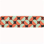Modernist Geometric Tiles Large Bar Mats