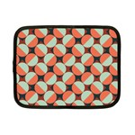 Modernist Geometric Tiles Netbook Case (Small)