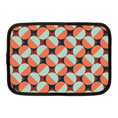 Modernist Geometric Tiles Netbook Case (medium)