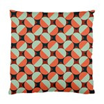 Modernist Geometric Tiles Standard Cushion Case (One Side) Front