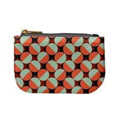 Modernist Geometric Tiles Mini Coin Purses