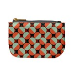 Modernist Geometric Tiles Mini Coin Purses Front