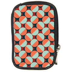 Modernist Geometric Tiles Compact Camera Cases