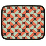 Modernist Geometric Tiles Netbook Case (XL)