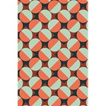 Modernist Geometric Tiles 5.5  x 8.5  Notebooks