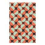 Modernist Geometric Tiles Shower Curtain 48  x 72  (Small)  42.18 x64.8 Curtain
