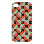 Modernist Geometric Tiles Apple iPhone 4/4S Hardshell Case