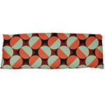 Modernist Geometric Tiles Body Pillow Case (Dakimakura) Body Pillow Case