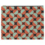 Modernist Geometric Tiles Cosmetic Bag (XXXL)  Front