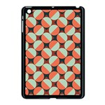 Modernist Geometric Tiles Apple iPad Mini Case (Black)