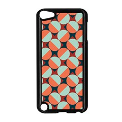Modernist Geometric Tiles Apple Ipod Touch 5 Case (black) by DanaeStudio
