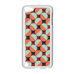 Modernist Geometric Tiles Apple Ipod Touch 5 Case (white)