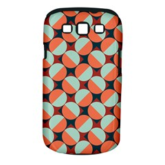 Modernist Geometric Tiles Samsung Galaxy S Iii Classic Hardshell Case (pc+silicone) by DanaeStudio