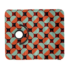 Modernist Geometric Tiles Samsung Galaxy S  Iii Flip 360 Case by DanaeStudio