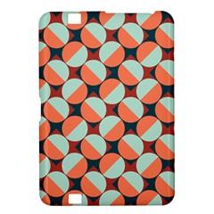 Modernist Geometric Tiles Kindle Fire Hd 8 9