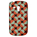 Modernist Geometric Tiles Samsung Galaxy S3 MINI I8190 Hardshell Case
