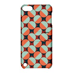 Modernist Geometric Tiles Apple Ipod Touch 5 Hardshell Case With Stand by DanaeStudio