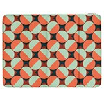 Modernist Geometric Tiles Samsung Galaxy Tab 7  P1000 Flip Case