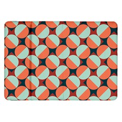 Modernist Geometric Tiles Samsung Galaxy Tab 8 9  P7300 Flip Case