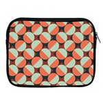 Modernist Geometric Tiles Apple iPad 2/3/4 Zipper Cases