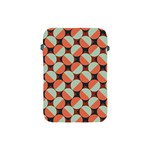 Modernist Geometric Tiles Apple iPad Mini Protective Soft Cases