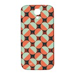 Modernist Geometric Tiles Samsung Galaxy S4 I9500/I9505  Hardshell Back Case