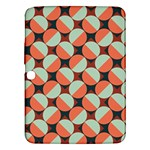Modernist Geometric Tiles Samsung Galaxy Tab 3 (10.1 ) P5200 Hardshell Case