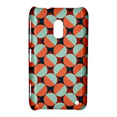 Modernist Geometric Tiles Nokia Lumia 620 by DanaeStudio