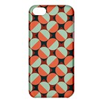 Modernist Geometric Tiles Apple iPhone 5C Hardshell Case