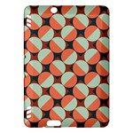 Modernist Geometric Tiles Kindle Fire HDX Hardshell Case