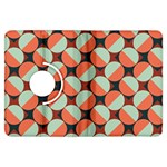 Modernist Geometric Tiles Kindle Fire HDX Flip 360 Case