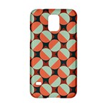 Modernist Geometric Tiles Samsung Galaxy S5 Hardshell Case