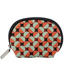 Modernist Geometric Tiles Accessory Pouches (Small)