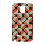 Modernist Geometric Tiles Samsung Galaxy Note 4 Hardshell Case